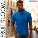Fruit Of The Loom 65/35 Polo Pique