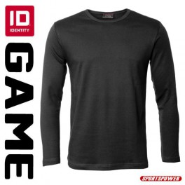 ID Interlock langærmet T-Shirt