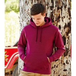 Fruit Of The Loom, Hættetrøje, Hooded Sweat (unisex)