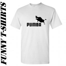 Pumba Sport, Hvid (T-Shirt)