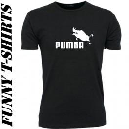 Pumba Sport, Sort (T-Shirt)