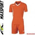 Max Sport Monviso Holdsæt, Orange/Hvid (13+1)