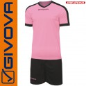 Givova, Kit Revolution Pink-Black (13+1)