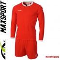 Max Sport Malta Holdsæt (XL), Rød/Hvid (13 sæt)