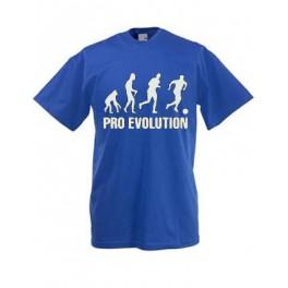 Evolution PRO (T-Shirt) Blue