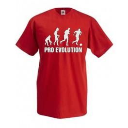 Evolution PRO (T-Shirt) Red
