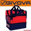 Givova Sportsbag (Rød/Navy)
