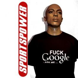Fuck Google, ask me (T-Shirt)