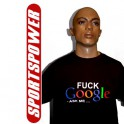 Fuck Google, ask me (T-Shirt)