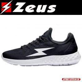 Zeus Mylon Fritids-sko (Sort)