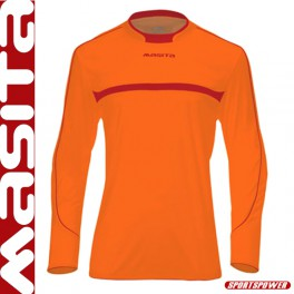 Masita Brasil, Orange/Red (Goalkeeper Shirt)