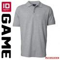 GAME Polo med brystlomme, Gray