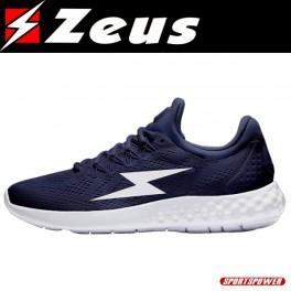 Zeus Mylon Fritids-sko (Navy)