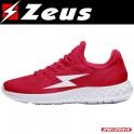 Zeus Mylon Fritids-sko (Rød)