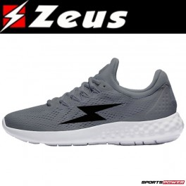 Zeus Mylon Fritids-sko (Lys Grå)