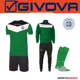 Givova Box Sæt Træning (Borup Fodbold)
