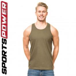 Sleeveless T-Shirts, Unisex (ærmeløs)