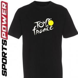 Tour De France (T-Shirt) Sort