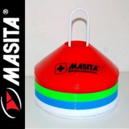 Masita Kinahatte / Træningstoppe på håndtag (40 stk)