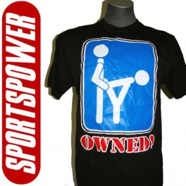 Owned (XXX-Rated T-Shirt) Billed 2