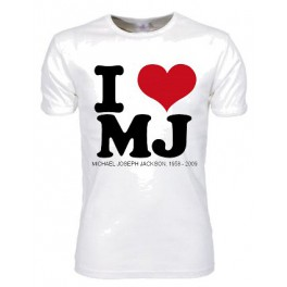 MJ I Love MJ (T-Shirt)