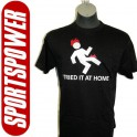 I Tried It At Home (Statement T-Shirt)