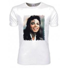 MJ Valgfrit Foto (T-Shirt, digitaltryk)